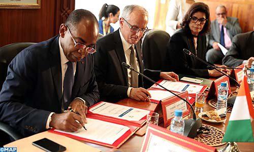 Maroc-Côte d'Ivoire: Mémorandum d'entente pour renforcer la coopération dans le domaine de l'habitat