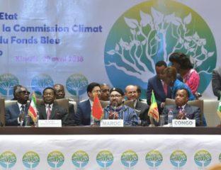Sommet de Brazzaville: Sa Majesté le Roi signe le protocole instituant la Commission Climat du bassin du Congo