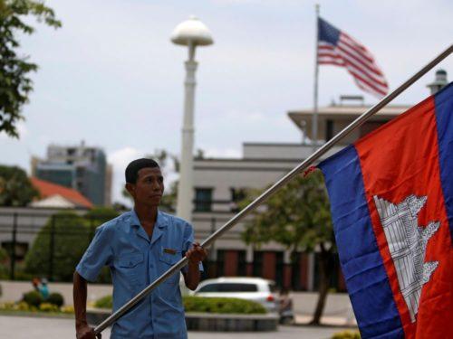 Trente-deux personnes limogées à l'ambassade US au Cambodge