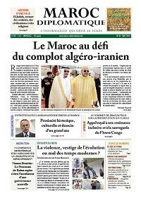 Le numéro 26 de Maroc diplomatique est dans les kiosques