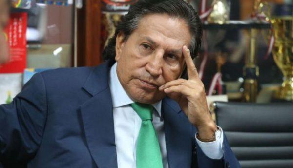 Le Pérou demande à Washington l'extradition de l'ancien président Alejandro Toledo