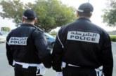 Casablanca : Des policiers brandissent leurs armes pour arrêter des individus impliqués dans des vols