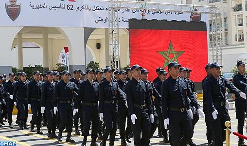 62è anniversaire de la DGSN : hommage appuyé à Casablanca aux efforts de la police pour assurer la sécurité
