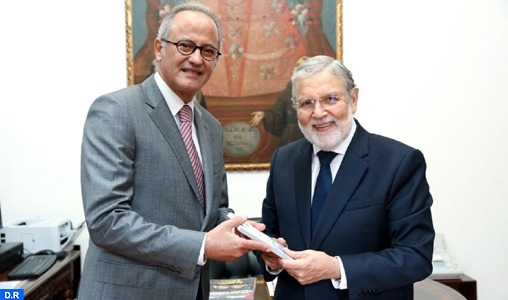 Les moyens de renforcer la coopération judiciaire au centre d'entretiens maroco-péruviens