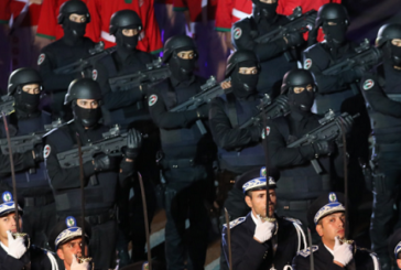 La DGSN dément avoir présenté des armes israéliennes