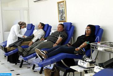 Campagne de don de sang dans plusieurs régions de Royaume à partir du 1er Ramadan