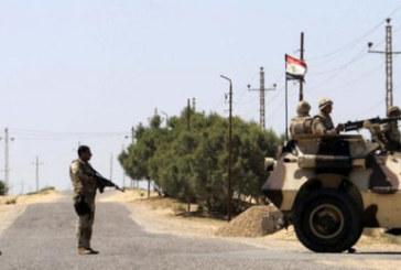 Egypte: 19 jihadistes tués dans le Sinaï lors d'une vaste opération militaire