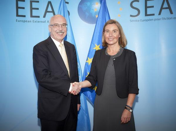 L'UE et l'ONU veulent renforcer leur partenariat en matière de lutte contre le terrorisme