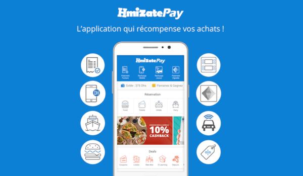 E-paiement: Hmizate lance sa nouvelle application 'HmizatePay'