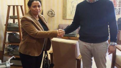 Le consul général du Maroc à Bilbao au chevet des enfants du couple marocain mort dans l'explosion d'un dépôt