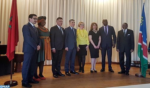 Lancement à Helsinki du groupe des ambassadeurs africains accrédités en Finlande