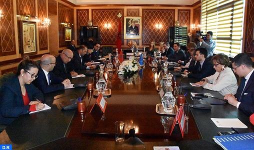 Une délégation du groupe du Parti populaire européen met en avant la stabilité dont jouit le Maroc