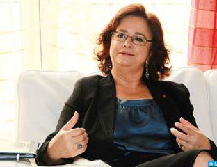 Présidente de la HACA