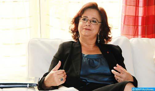 Mme Akharbach souligne l'engagement de Sa Majesté le Roi à promouvoir la liberté religieuse et la diversité culturelle