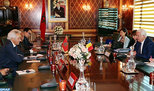 Le ministre des Affaires étrangères roumain s'informe des opportunités d'investissement au Maroc
