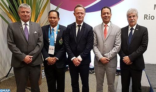 Le Maroc élu à Rio de Janeiro membre du comité exécutif de la Fédération Internationale du sport scolaire