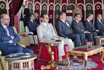 """SAR le Prince Moulay Rachid préside la cérémonie de remise du 19è Trophée Hassan II des arts équestres traditionnels """"Tbourida"""""""