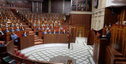 Chambre des Conseillers: Adoption de deux projets de loi relatifs au régime de sécurité sociale