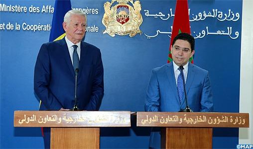 Rupture des relations diplomatiques avec l'Iran : La Roumanie rejette toute ingérence dans les affaires du Maroc