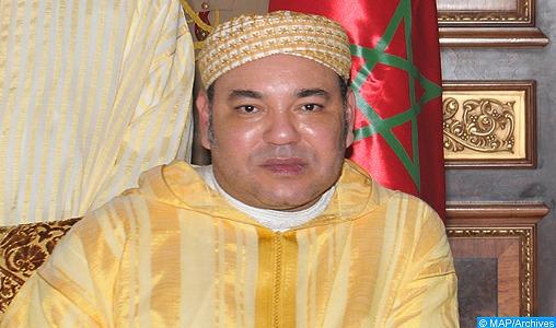 SM le Roi adresse des messages de félicitations aux Chefs d'Etat des pays islamiques à l'occasion de l'avènement du mois sacré de Ramadan