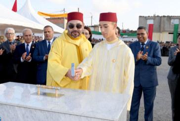 Province de Kénitra: SM le Roi lance trois projets solidaires dédiés aux femmes et aux jeunes