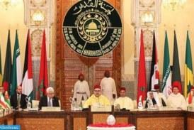 Sa Majesté le Roi Mohammed VI a adressé un message au Président de la Palestine Mahmoud Abbas, suite à l'installation de l'ambassade américaine à Jérusalem