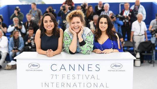 « Sophia », ou quand Meryem Benm'barek porte le cinéma social au cœur de Cannes