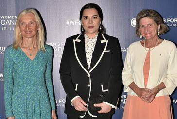 SAR la Princesse Lalla Hasnaa prend part à Toronto au «Women's Forum Canada 2018»
