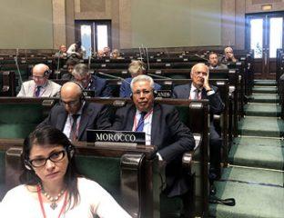 La délégation parlementaire marocaine participe activement aux travaux des commissions de l'AP-OTAN