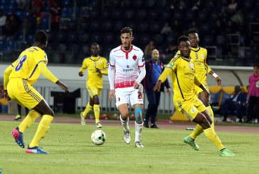 Ligue des champions d'Afrique (Gr.C/2è Jr.): Large victoire du WAC face à l'AS Togo Port de Lomé