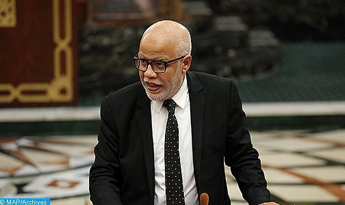 M. Yatim préside la délégation marocaine à la Conférence internationale du travail à Genève