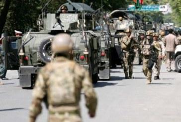 Afghanistan : Le ministère de l'Intérieur visé par une attaque, un policier blessé