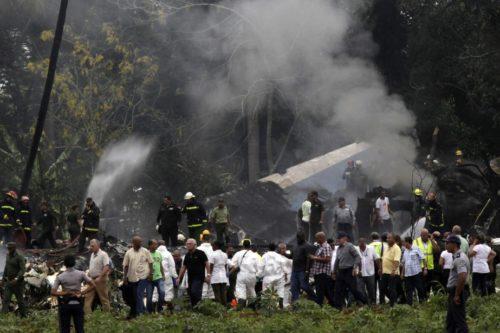 Crash d'avion à Cuba: Récupération de la deuxième boîte noire