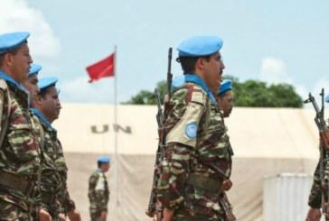 Décès d'un casque bleu marocain: Le Secrétaire général de l'ONU exprime ses condoléances au Maroc