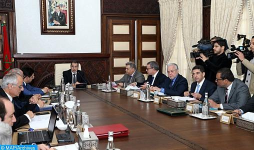 Un projet de loi portant approbation d'un accord relatif aux services aériens entre le Maroc et le Panama