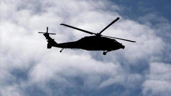 Syrie : Deux morts dans l'écrasement d'un hélicoptère russe