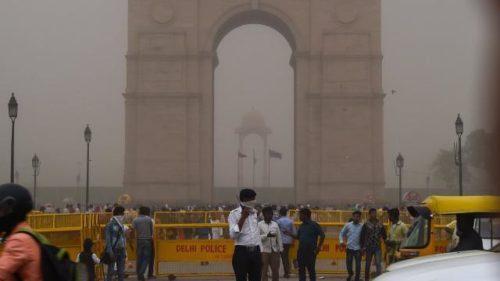 Des tempêtes de sable font au moins 77 morts et 143 blessés au nord de l'Inde