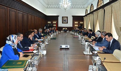 Conseil de gouvernement: Approbation de propositions de nomination à de hautes fonctions