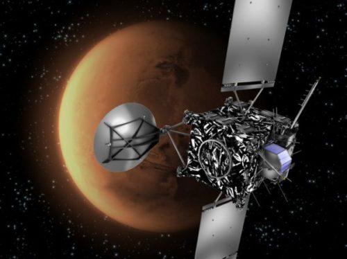 La Nasa va lancer une sonde vers Mars pour étudier les séismes