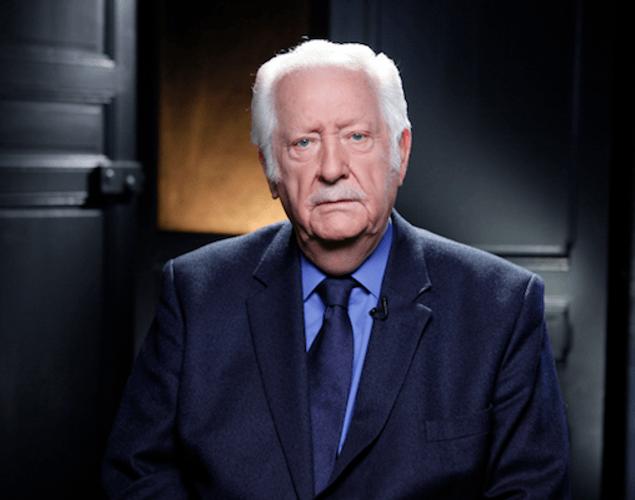 Décès de Pierre Bellemare, une grande figure de l'audiovisuel en France