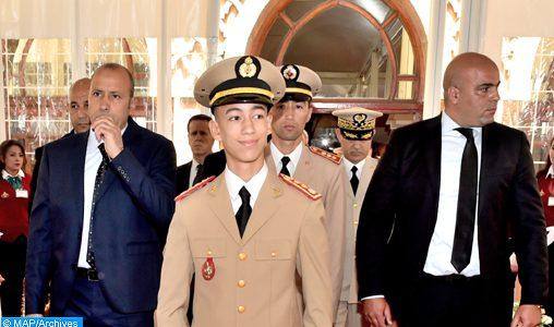 Le peuple marocain célèbre le 15ème anniversaire de SAR le Prince Héritier Moulay El Hassan