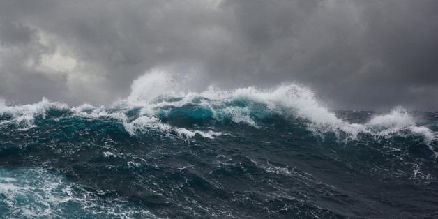 Une vague d'une hauteur record mesurée dans l'hémisphère Sud, à près de 24m