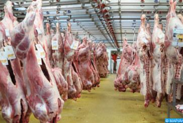 L'ONSSA rassure sur la qualité et la salubrité des viandes rouges contrôlées à l'abattoir d'Ahfir