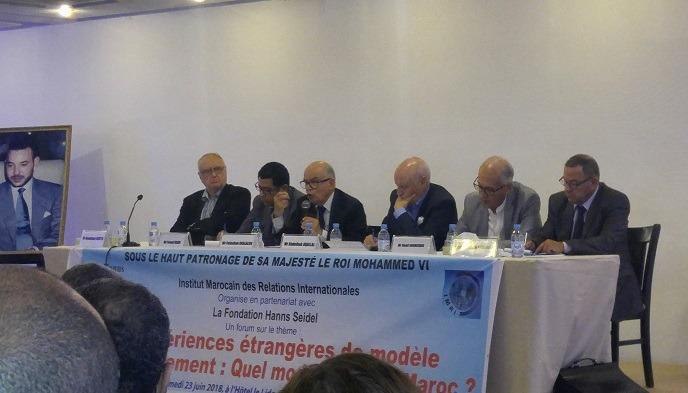 Des réflexions pour un nouveau modèle de développement du Maroc au cœur d'un forum