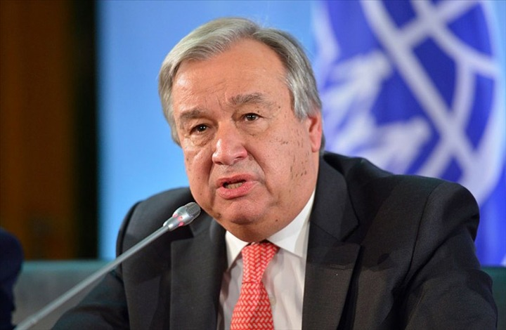 Antonio Guterres condamne l'attentat contre un meeting du PM éthiopien