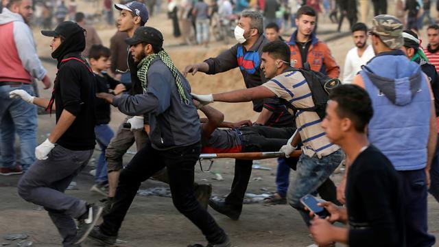 Plus de 130 Palestiniens tués par l'armée israélienne depuis le 30 mars