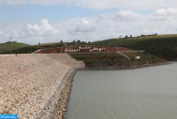 Tanger-Tétouan-Al Hoceima: les retenues des barrages dépassent les 868 millions de m3
