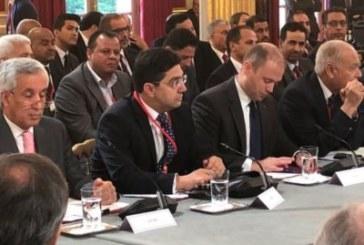 Bourita à la réunion de l'Elysée sur la Libye : « Le Maroc n'a pas d'agenda caché, sinon celui de la stabilité, de l'unité et de la souveraineté »