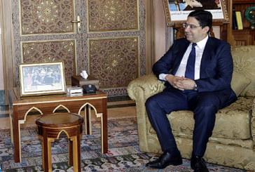 """Politique Africaine et des pays du G5 Sahel: la """"grande convergence"""" de la vision de SM le Roi saluée à Rabat"""