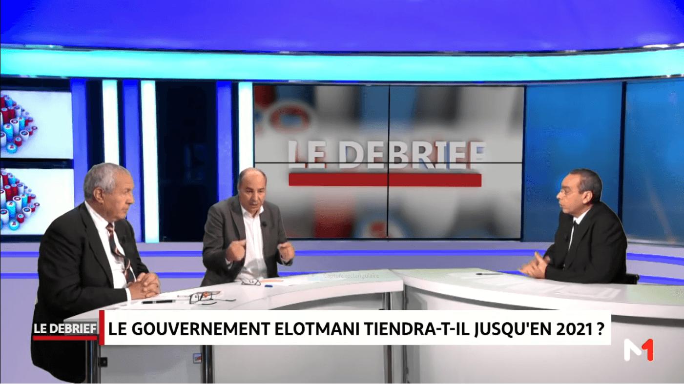 Le Debrief de Medi1TV : Le gouvernement Elotmani tiendra-t-il jusqu'en 2021 ?